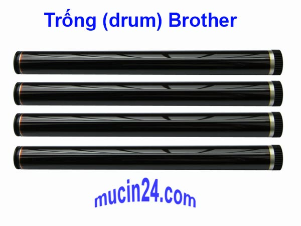 Drum may in Brother - Hướng Dẫn Vệ Sinh Trống Máy In Brother
