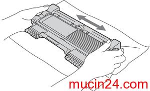 brother tn 420 toner installation instructions f - Hướng Dẫn Lắp Đặt Hộp Mực Brother HL-2240D TN-420/TN-450