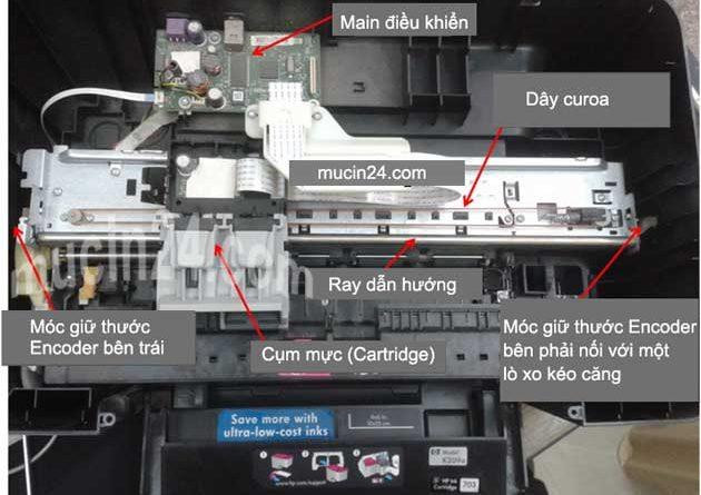 how to repair printer hp deskjet4 630x445 - Máy In Kêu To Mỗi Khi Khởi Động