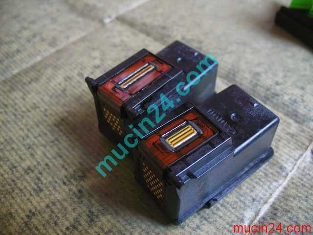 canon ink cartridges and lower nozzles - 5 Điều Cần Lưu Ý Trước Khi Mua Hộp Mực Máy In Màu