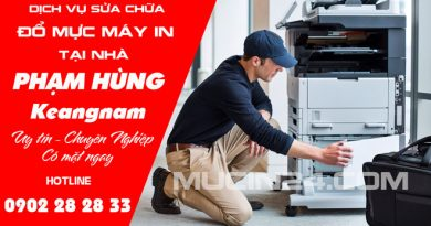 do muc may in tai pham hung keangnam 390x205 - Đổ Mực Máy In Tại Phạm Hùng Keangnam