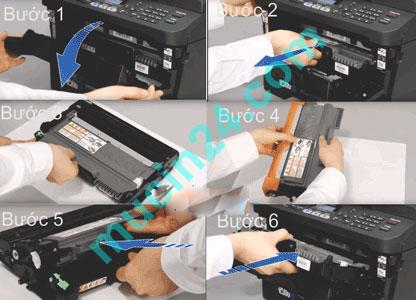 cach reset may in fujixerox và brother 4 - Hướng Dẫn Cách Reset Máy In Brother Dễ Nhất