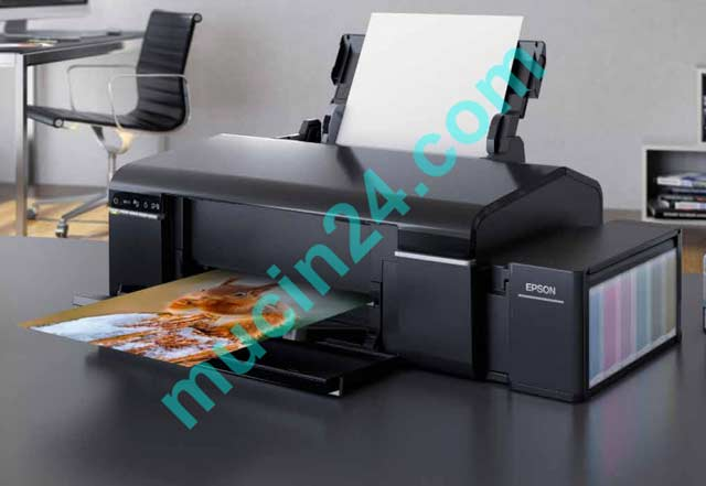 do muc may in epson l805 2 - Đổ Mực Máy In Epson L805