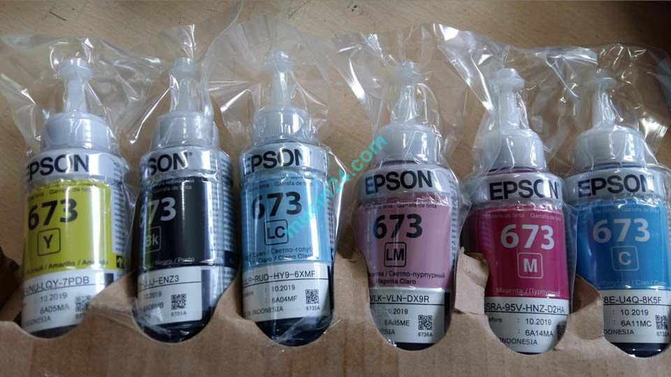 do muc may in epson l805 3 - Đổ Mực Máy In Epson L805