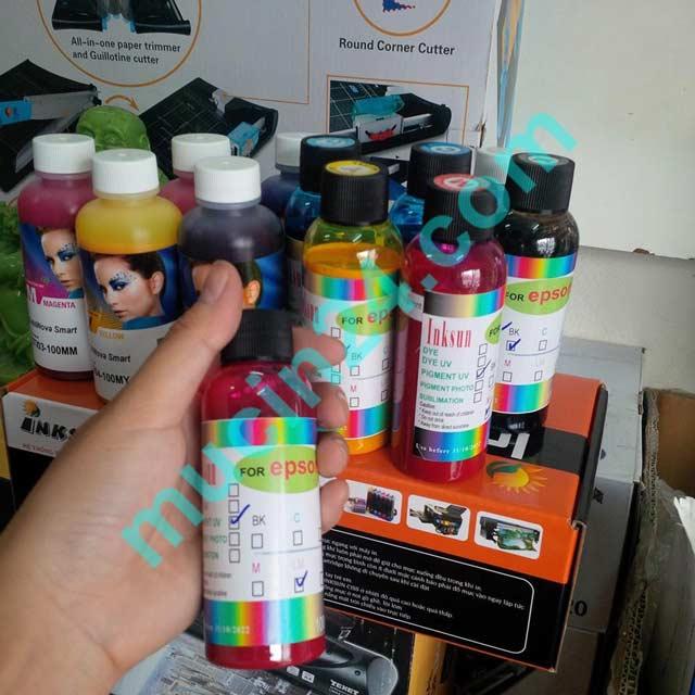 muc pigment uv la gi muc dye uv la gi 2 - Mực Pigment UV là gì ? Mực Dye UV là gì ?