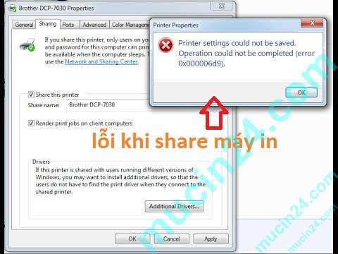 loi khong Share duoc may in 0x000006d9 4 - Lỗi Không Share được máy in 0x000006d9
