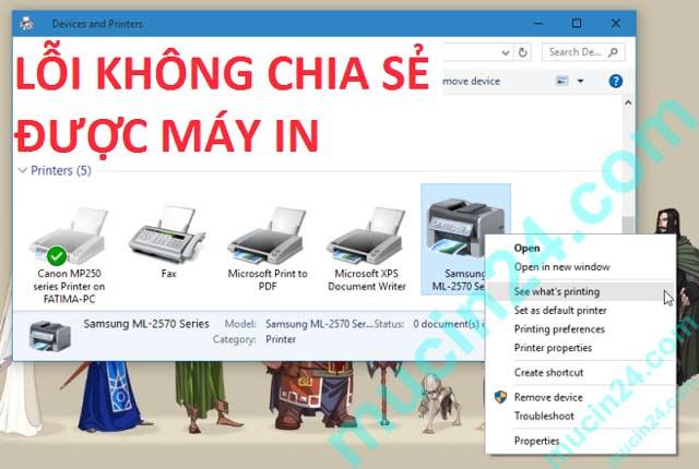 loi khong Share duoc may in 0x000006d9 5 - Lỗi Không Share được máy in 0x000006d9