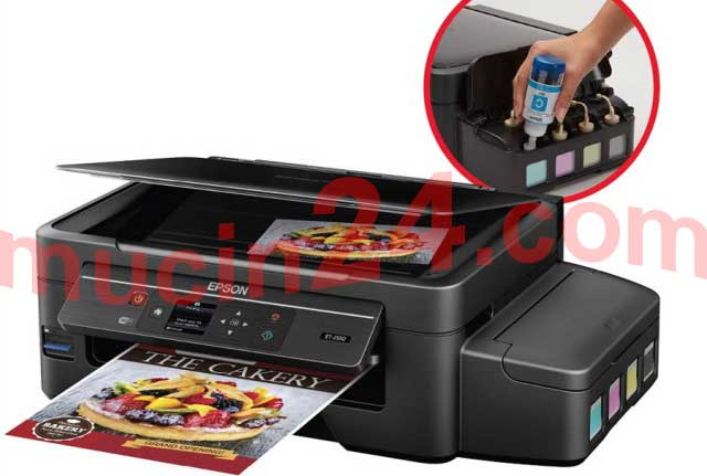 do muc may in epson L300 L310 L100 L110 L365 L385 3 - Đổ Mực Máy In Epson L310 - L300 - L210 - L200 - L110 - L100 - L360 - L365 - L385