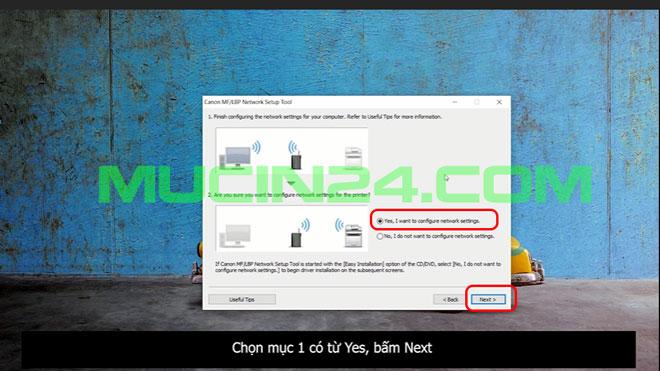 cai dat in wifi cho canon lbp 6030w 10 - CÀI ĐẶT IN WIFI CHO MÁY IN CANON LBP 6030W
