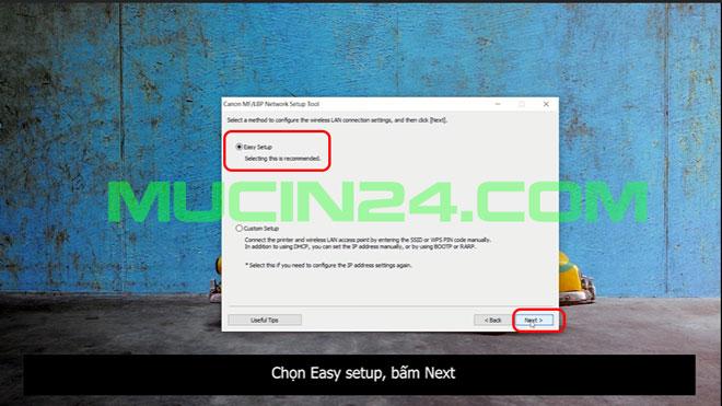 cai dat in wifi cho canon lbp 6030w 11 - CÀI ĐẶT IN WIFI CHO MÁY IN CANON LBP 6030W