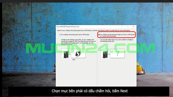 cai dat in wifi cho canon lbp 6030w 12 - CÀI ĐẶT IN WIFI CHO MÁY IN CANON LBP 6030W