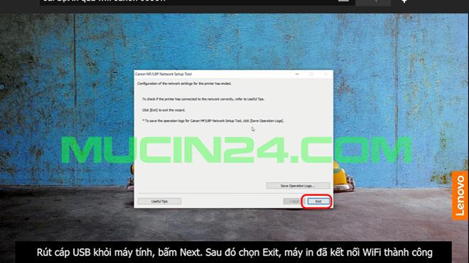 cai dat in wifi cho canon lbp 6030w 16 - CÀI ĐẶT IN WIFI CHO MÁY IN CANON LBP 6030W