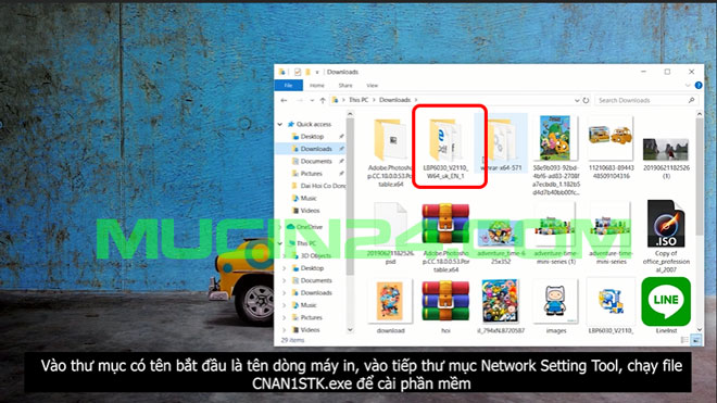 cai dat in wifi cho canon lbp 6030w 6 - CÀI ĐẶT IN WIFI CHO MÁY IN CANON LBP 6030W