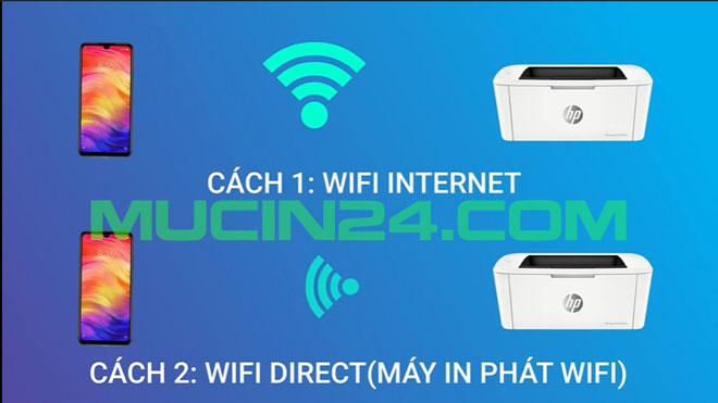 cai wifi cho may in in qua wifi 17 - Cài Đặt In Wifi Cho Máy In HP Jet Pro M15W- M28W