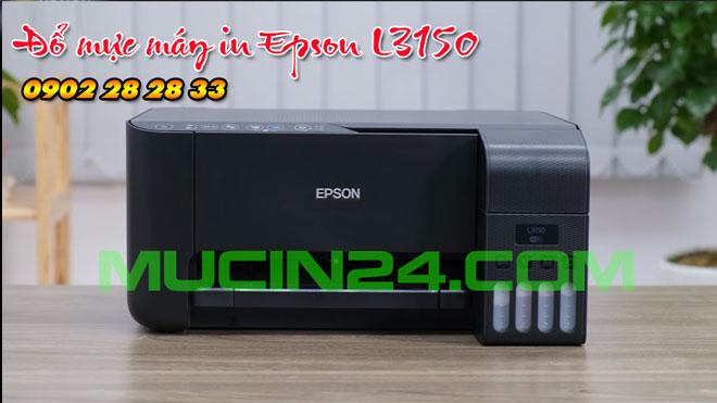 do muc may in epson l3110 l3150 l1110 11 - ĐỔ MỰC MÁY IN EPSON L1110- L3110- L3150