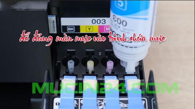 do muc may in epson l3110 l3150 l1110 6 - ĐỔ MỰC MÁY IN EPSON L1110- L3110- L3150