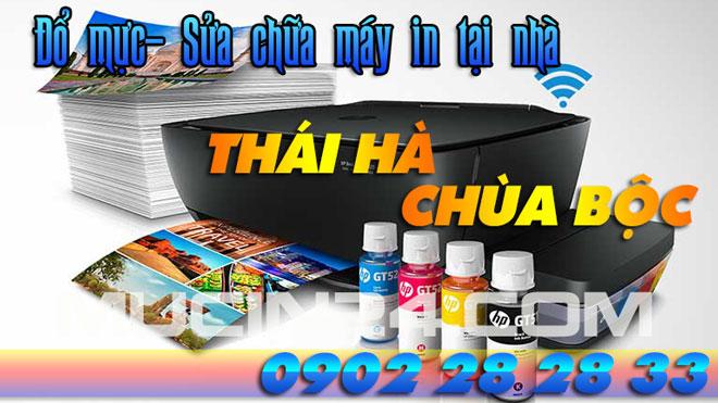 do muc may in tai thai ha 1 - ĐỔ MỰC MÁY IN TẠI THÁI HÀ - CHÙA BỘC